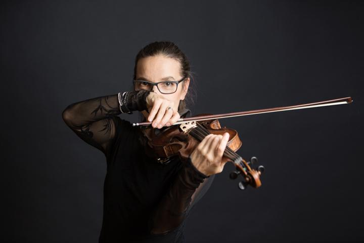 Erste Violine Rundfunk-Sinfonieorchester Berlin