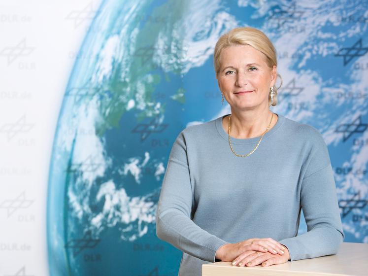 Professor Dr. Pascale Ehrenfreund, Vorstandsvorsitzende