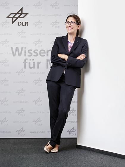 Sabine Hoffmann | Leitung DLR-Kommunikation