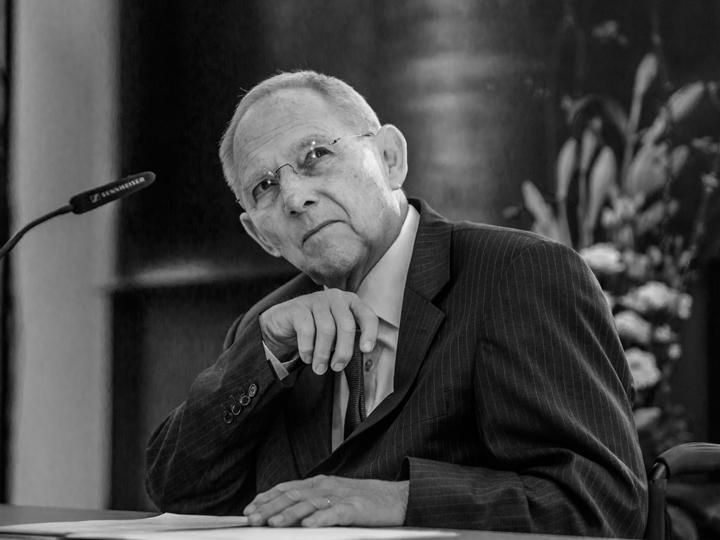 Dr. Wolfgang Schäuble | Präsident des deutschen Bundestages