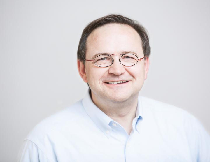 Prof. Dr. Franz Kärtner, leitender Wissenschaftler