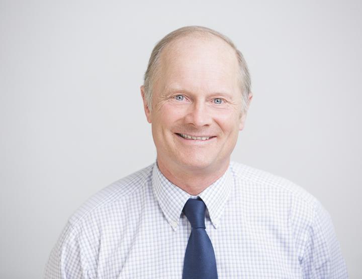 Prof. R.J. Dwayne Miller, leitender Wissenschaftler