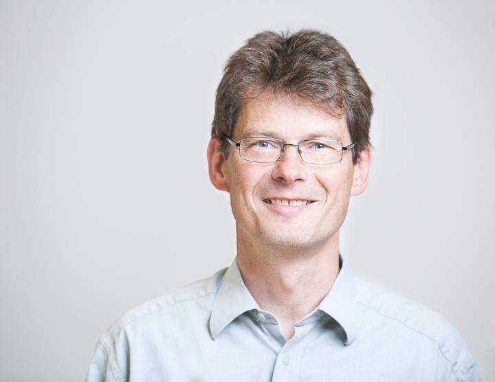 Dr. Martin Pohl, leitender Wissenschaftler