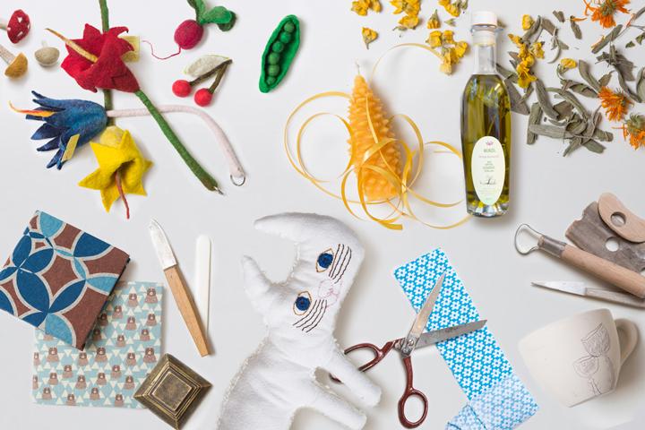 Werkstätten | Buchbinderei | Öl | Kreativ | Textil | Ton