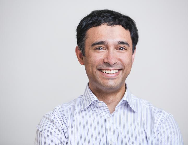 Prof. Dr. Robin Santra, leitender Wissenschaftler