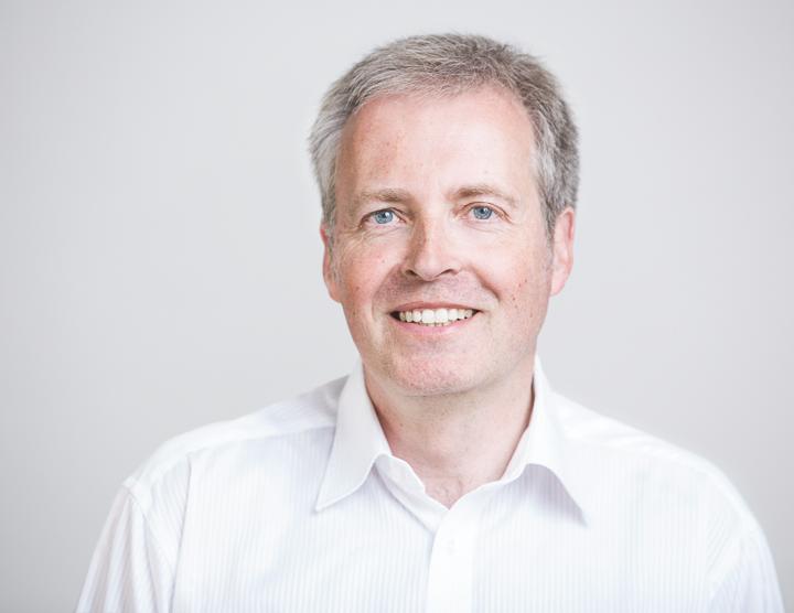 Dr. Hans Weise, leitender Wissenschaftler