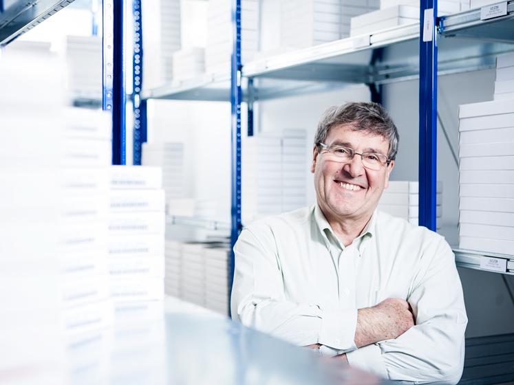 Hans-Joachim Mönig | Geschäftsführung