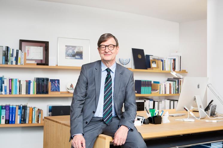 Professor Otmar D. Wiestler | Präsident