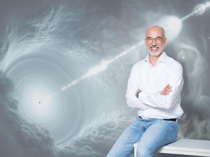 Prof. Dr. Christian Stegmann | Direktor des Bereichs Astroteilchenphysik bei DESY