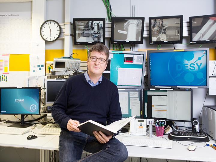 DESY | Christian Schroer | Leitender Wissenschafter
