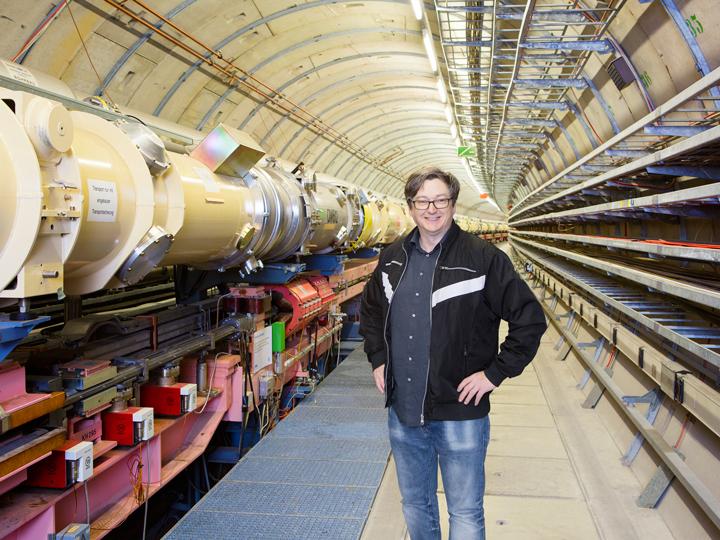 DESY | Christian Schwanenberger | Leitender Wissenschafter