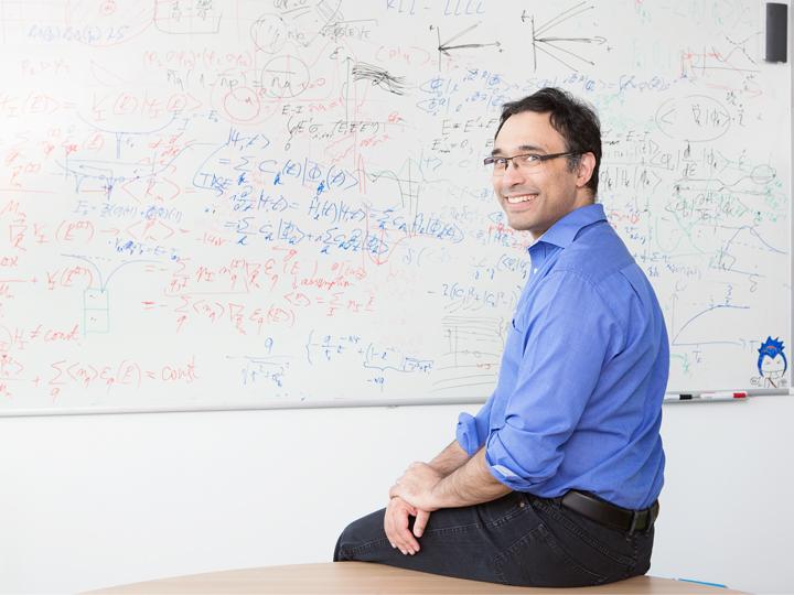 DESY| Robin Santra | Leitender Wissenschafter